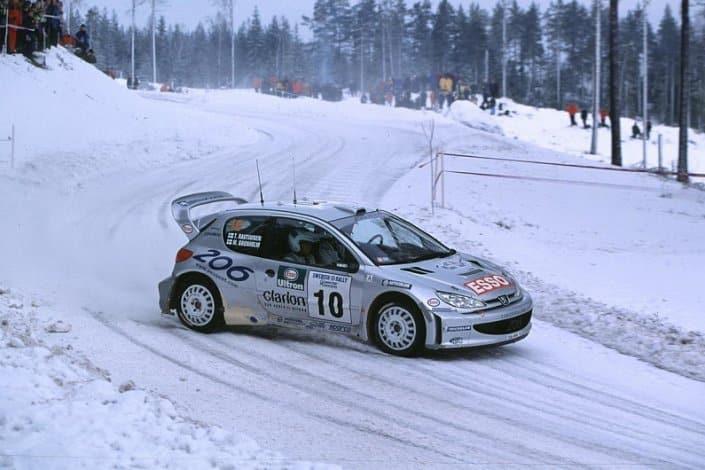 Il Rally di Svezia 2002 e tutta quella voglia di iride