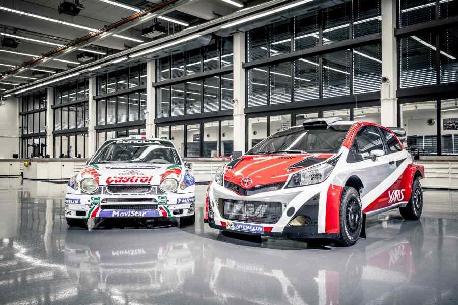 Campionesse del mondo rally di Casa Toyota: la Corolla WRC e la Yaris WRC Plus