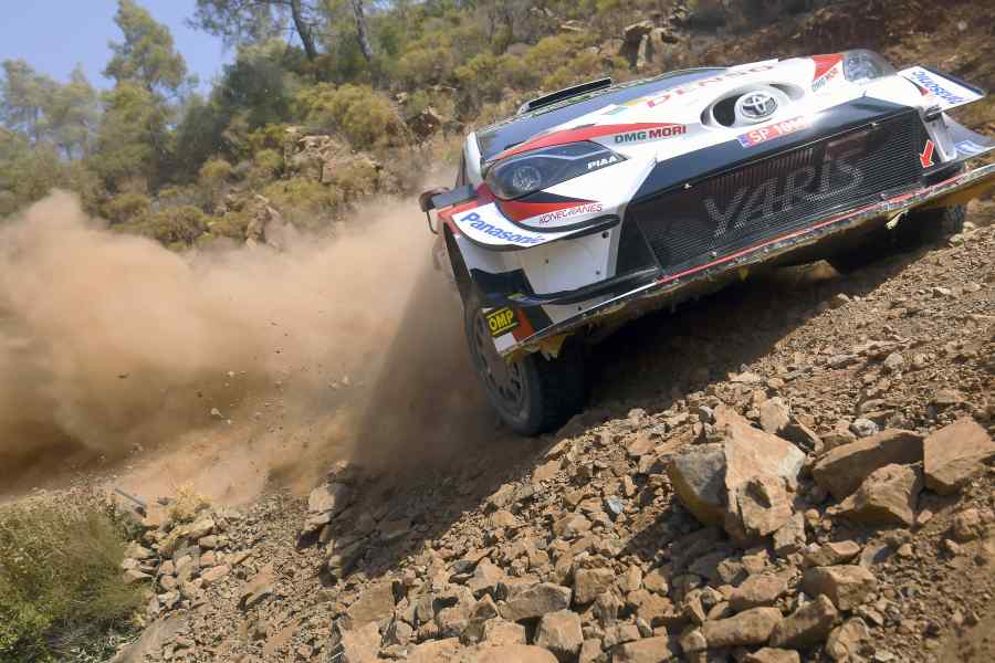 Toyota Yaris WRC Plus: tecnologia applicata a 400 CV