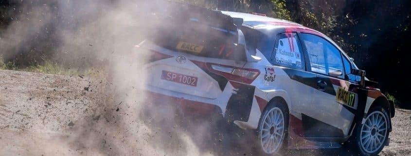 Takamoto Katsuta è pronto per il WRC 2020