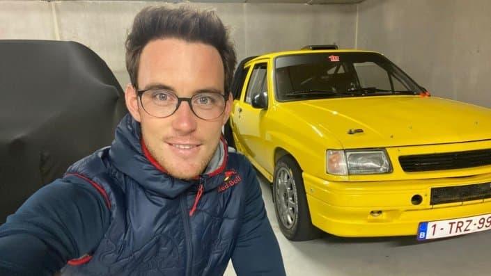 Thierry Neuville: ''Ti racconto la mia prima auto, la Corsa''