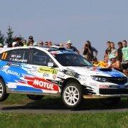 Tutti i giapponesi del Campionato Europeo Rally