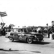 Storia Toyota nei rally: l'inizio con la Toyopet Crown Deluxe