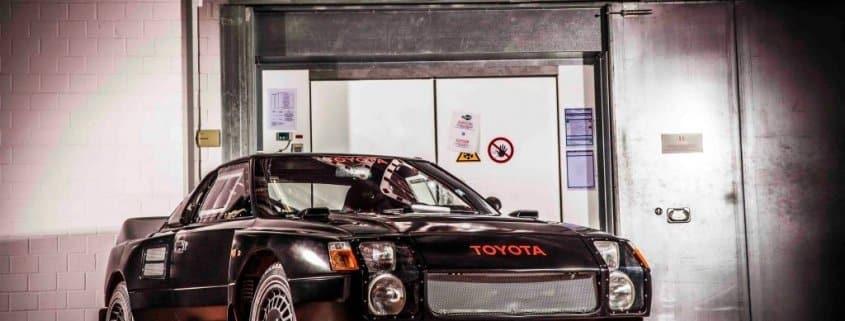 Toyota 222D storia dei prototipi condannati alla demolizione