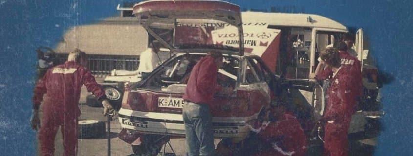 Il miracolo del Toyota Team Europe: Sanremo 1991