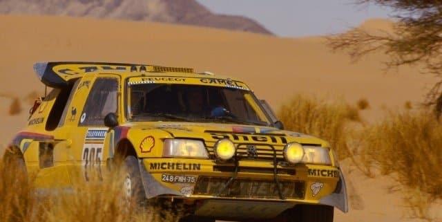 Dakar: quando il giallo non è solo cambio di colore