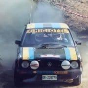 Il mio Rally di Sanremo 1986 con la Volkswagen Golf Diesel