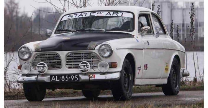 Quella Volvo Amazon 122S Gruppo 2 costruita per i rally