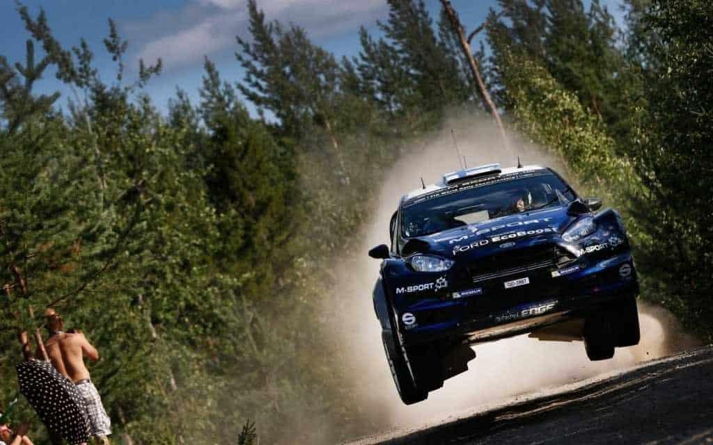 WRC è il terzo nome del Campionato del Mondo Rally