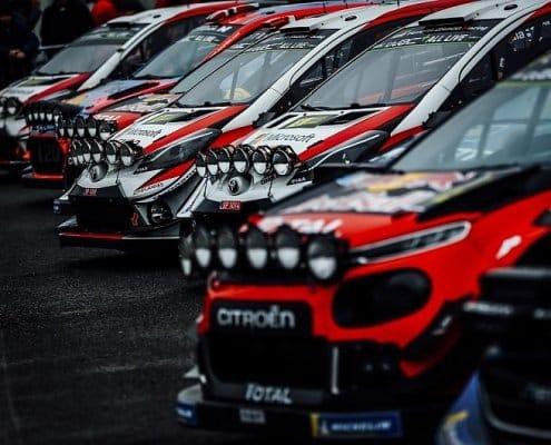 WRC Plus stanno per passare all'ibrido