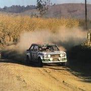 Walter Rohrl e Christian Geistdorfer è alla sua prima gara in Sudamerica