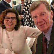 Walter Rohrl e Michèle Mouton