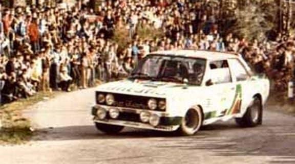 Rally Valle d'Aosta 1978: nel segno di Bettega e Tabaton
