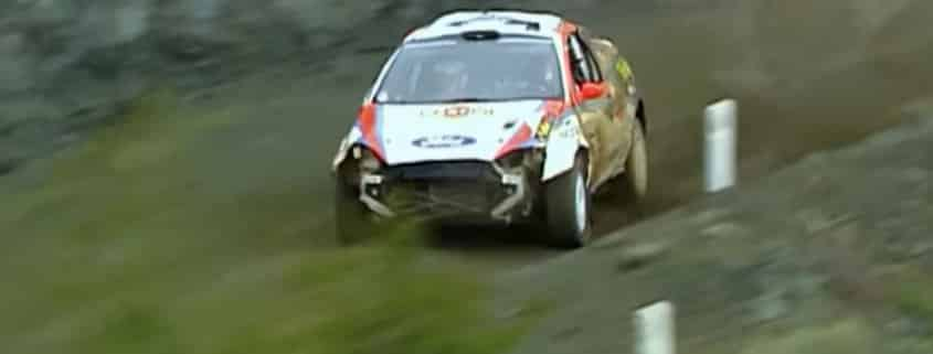 Rally di Cipro 2002: Colin McRae batte due colpi