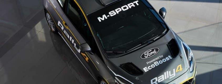 R2 addio: nella nuova piramide arriva la Ford Fiesta Rally4