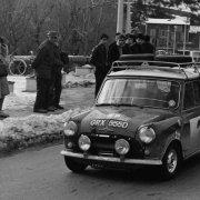 GRX 5D, storia delle Mini escluse al Rally di MonteCarlo 1966