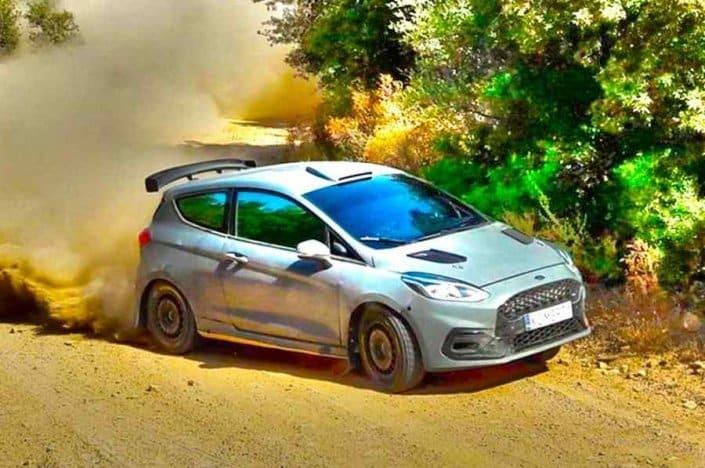 M-Sport prepara la Ford Fiesta Rally3 da 1,5 litri turbo
