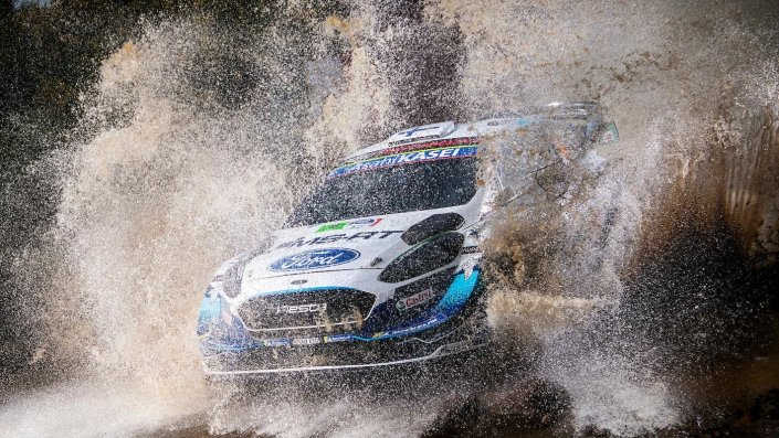 Il WRC che verrà: ibrido ma con i motori delle WRC Plus