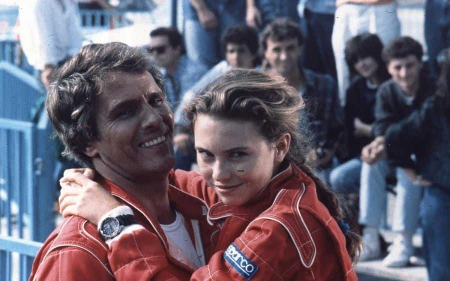 Rally, la miniserie RAI con Giuliano Gemma e la Delta S4