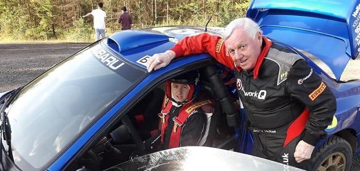 Max McRae vuole debuttare nei rally