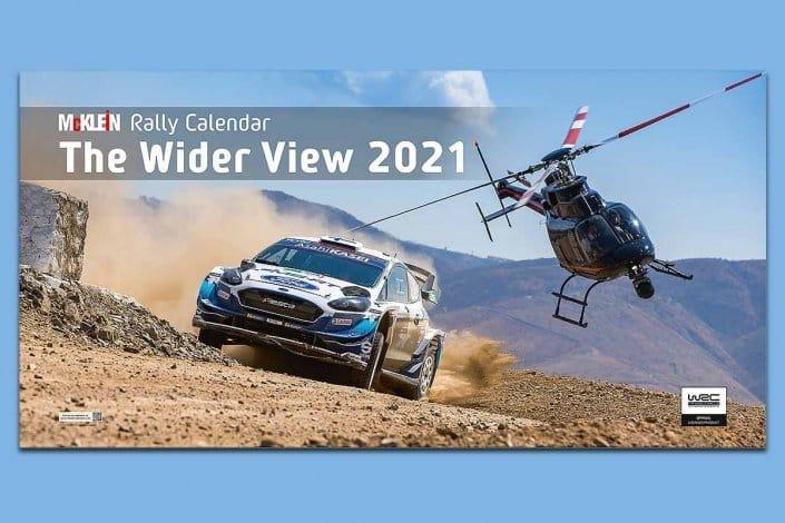 McKlein Rally 2021: il calendario ufficiale del WRC