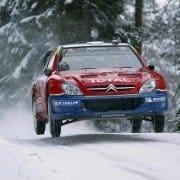 Rally di Svezia 2004: la straordinaria impresa di Loeb