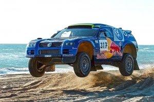 Dakar, Robby Gordon primo americano a vincere una tappa